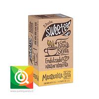 Sweetea Infusión Manzanilla Stevia