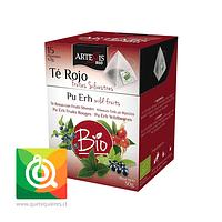 Artemis Bio Té Pu-erh Frutas Silvestres - Orgánico