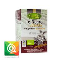 Artemis Bio Té Negro con Canela - Orgánico