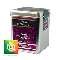 Dilmah Té Berry Sensation Lata 100 gr