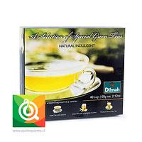Dilmah Té Verde Natural Indulgent 40 x 2 gr