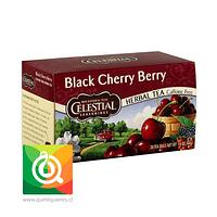 Celestial Infusión Frutal Black Cherry Berry
