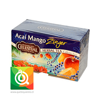 Celestial Infusión Frutal Acaí Mango