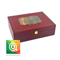 Akbar Caja de Madera 60 tés