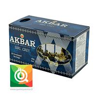 Akbar Té Earl Grey