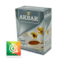 Akbar Té Earl Grey en Hoja