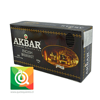 Akbar Té English Breakfast 100 bolsitas