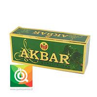 Akbar Té Verde Menta Gold