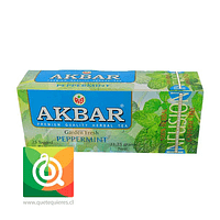 Akbar Infusión Menta