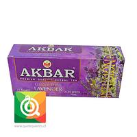 Akbar Infusión Lavanda