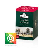 Ahmad Té Negro English Breakfast 20 bolsitas