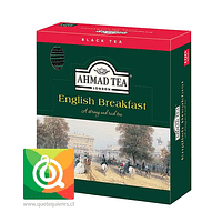 Ahmad Té Negro English Breakfast