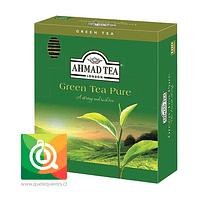 Ahmad Té Verde 100 bolsitas