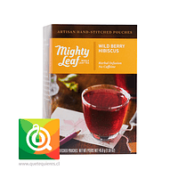 Mighty Leaf Infusión Wild Berry Hibiscus