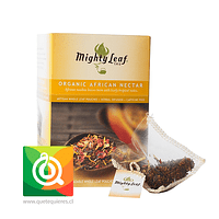 Mighty Leaf Infusión Rooibos Orgánico -  African Nectar