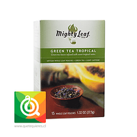 Mighty Leaf Té Verde - Green Tropical