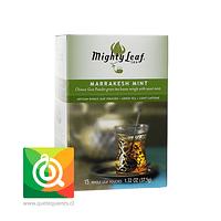 Mighty Leaf Te Verde Menta - Marrakesh Mint