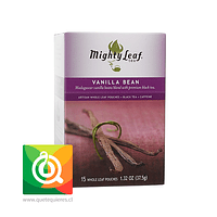 Mighty Leaf Té Negro Vainilla - Vanilla Bean