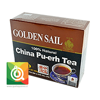 Golden Sail Té Pu-erh