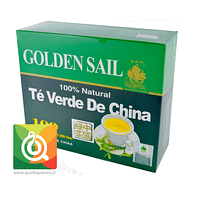 Golden Sail Té Verde