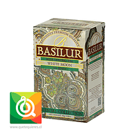 Basilur Té Oolong y Leche - Oriental Colection Milk Oolong White Moon