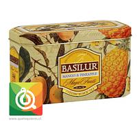 Basilur Lata Té Negro Mago y Piña - Magic Fruit Mango & Pineapple