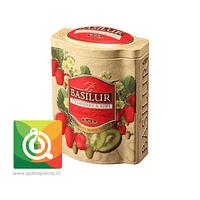Basilur Lata Té Negro Frutilla y Kiwi - Magic Fruit Strawberry & Kiwi