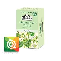 Ahmad infusion Limeflower - Infusión Flor de Lima
