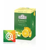 Ahmad Green Tea Lemon Vitality- Té Verde Limón