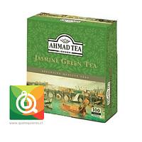 Ahmad Jasmine Green Tea sin Foil - Té Verde Jazmín