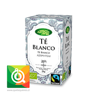 Artemis Bio Té Blanco Orgánico