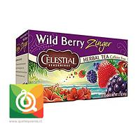 Celestial Infusión Wild Berry Zinger 20 bolsitas