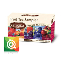 Celestial Infusiones Frutales - Fruit Tea Sampler