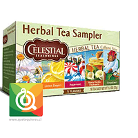 Celestial Infusión de Hierbas - Herbal Tea Sampler