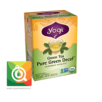 Yogi Té Verde Descafeinado Orgánico - Decaf