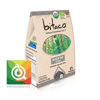 Bitaco Té Negro Orgánico 15 piramidales