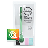 Keep Bombilla Mate Verde