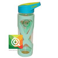 Keep Botella de Vidrio Verde Agua