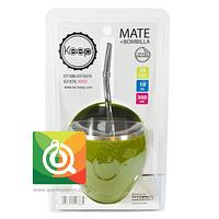 Keep Matero Big Mate Set Verde Oscuro