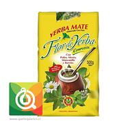 Anahí Yerba Mate Flor de Yerba Compuesta Amarilla 500 gr