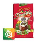 Anahí Yerba Mate Flor de Yerba Compuesta Roja 500 gr