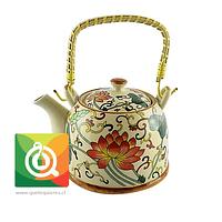 Tetera para té con infusor Mango Bambu - Art