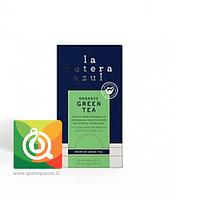La Tetera Azul Té Verde Menta Orgánico -  Organic Green Tea 30 x 1.5 gr