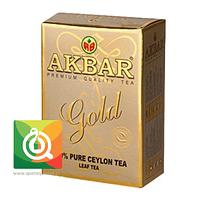 Akbar Té Negro Gold