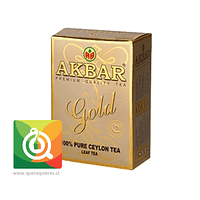 Akbar Té Negro Gold 250 gr