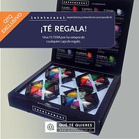 La Tetera Azul Caja Para Regalo            + TETERA DE REGALO