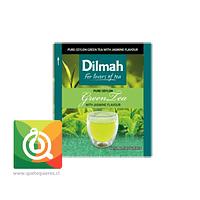 Dilmah Té Verde Jazmín