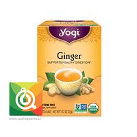 Yogi Ginger - Infusión de Jengibre