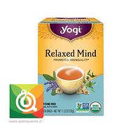 Yogi Relaxed Mind - Infusión Mente Relajada