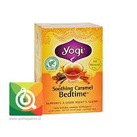 Yogi Bedtime Caramel - Infusión para Dormir de Caramelo